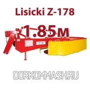 Косилка роторная Lisicki Z-178 1.85м