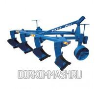 Плуг навесной четырехкорпусный марки ПСКу - 4 для тракторов мощностью от 120 л.с
