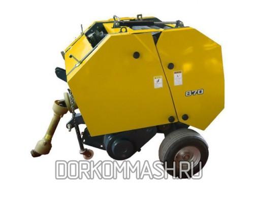 Пресс-подборщик RXYK0870 на минитрактор