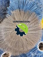 Щетка дисковая 120х550 металлический ворс в г. Пушкино