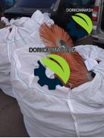 Щетка дисковая 120х550 мм полипропиленовая беспрос в г. Сызрань