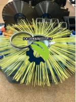 Щетка дисковая 180х700 мм в г. Камское Устье