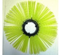 Диск щеточный (щетка дисковая) беспроставочный полипропиленовый 180х700, 180х750