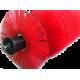 Диск щеточный (щетка дисковая) беспроставочный полипропиленовый