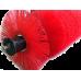 """Диск щеточный (щетка дисковая) беспроставочный полипропиленовый 120х550 """"ЭКОНОМ"""""""