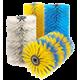 Цилиндрические щетки (роллерные щетки)