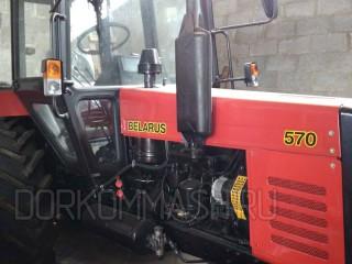 Трактор Беларус 570 минский