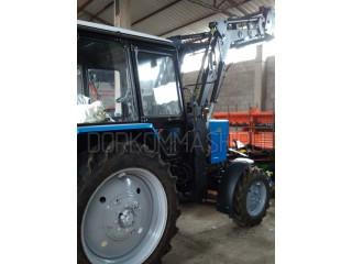 Трактор МТЗ 82 с КУНом