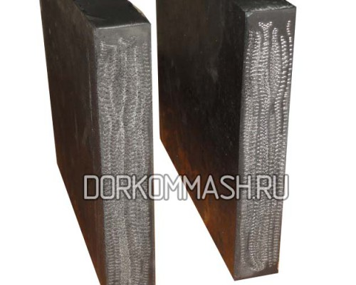 Техпластина  металлокордная  500х200х40
